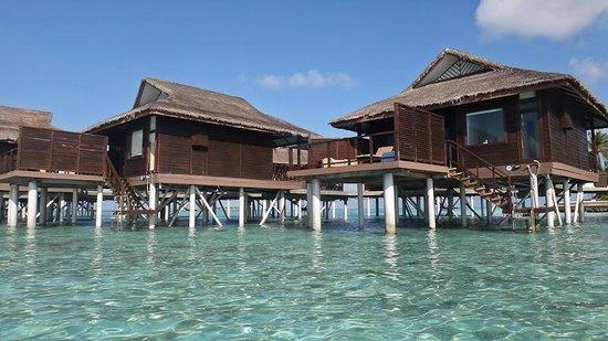 Water Villa Picture Of Velassaru Maldives Velassaru