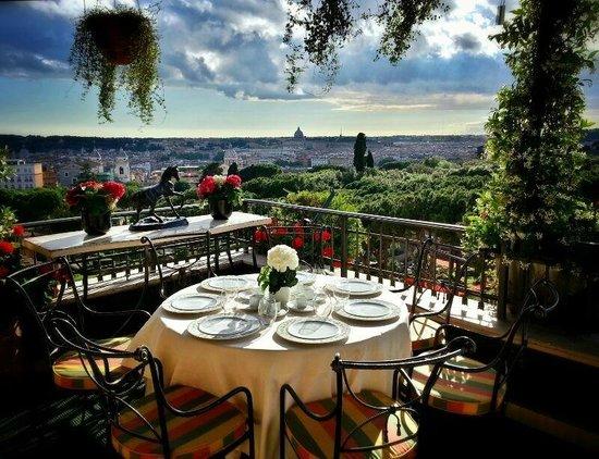 terrazza  Foto di Mirabelle Roma  TripAdvisor