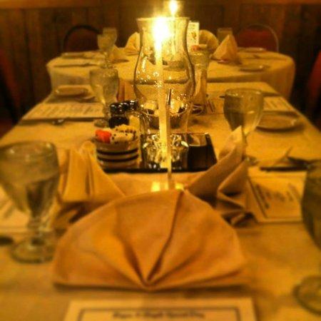 Harvest Dining Room at Brown County Inn Nashville