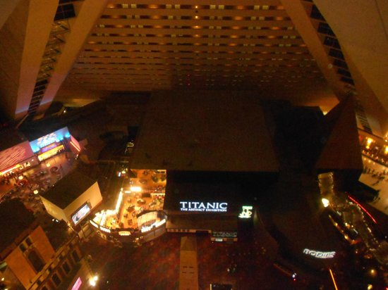 View From The Hall To The Elevator