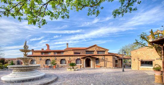 complesso stanze Picture of Villa Valente Rome