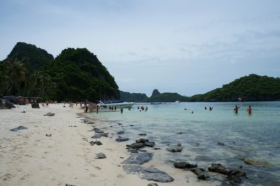 ask sierra251 about angthong national marine park this review
