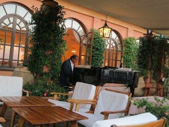 The restaurant  Foto di La Terrazza Portofino  TripAdvisor