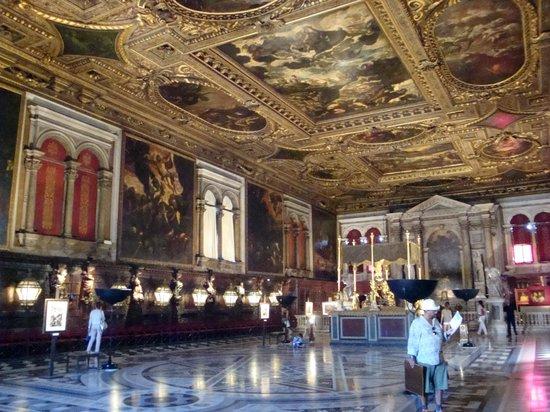 Photos de Scuola Grande di San Rocco, Venise