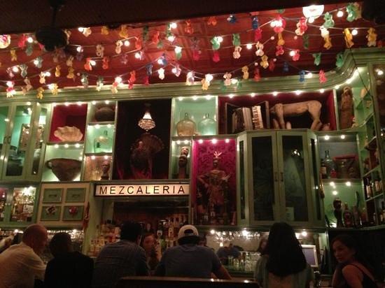 the bar  Picture of Casa Mezcal New York City  TripAdvisor