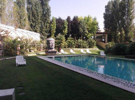 piscina centro benessere  Picture of Villafranca di Verona Province of Verona  TripAdvisor