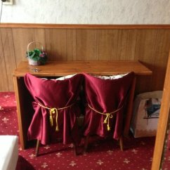 Unusual Chair Covers Table Weddings Picture Of Hotel Kranenturm Bacharach