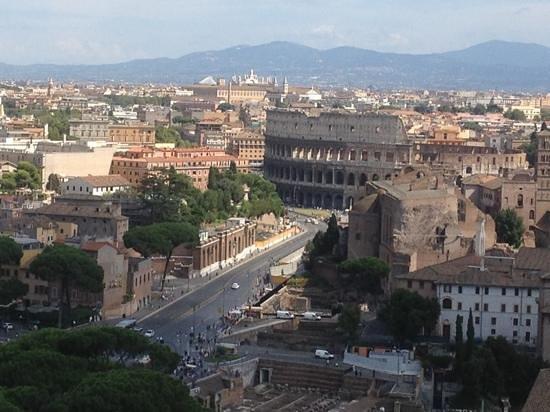 Vittoriano  Foto di Roma dal Cielo Terrazza delle Quadrighe Roma  TripAdvisor
