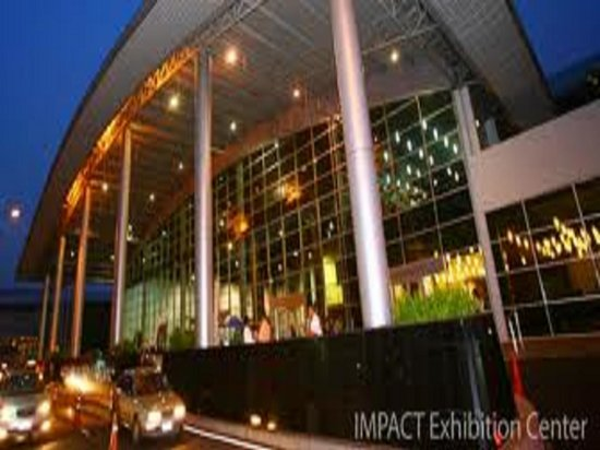 Impact Exhibition Center Picture Of Impact Muang Thong