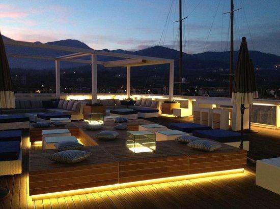 Terrazza Lounge  Photo de Il Ristorante YCML Loano
