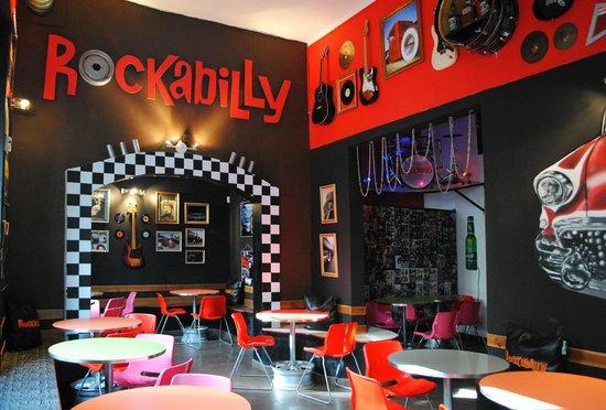 Rockabilly Burger Bar  Puerto Las Palmas  Restaurant