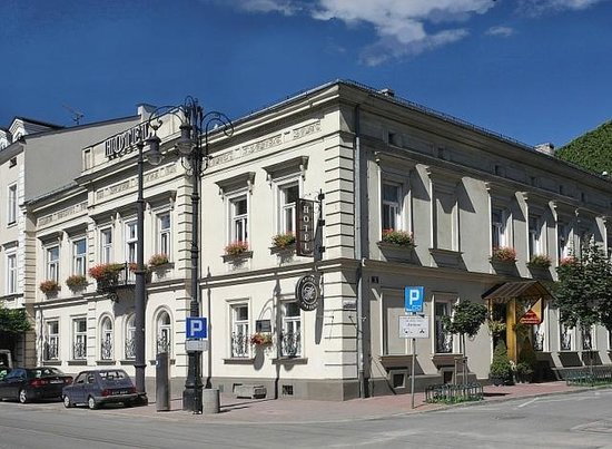 Fortuna Hotel 35 5 4 Prices Reviews Krakow