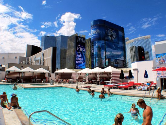 our view from the room  Picture of Planet Hollywood Resort  Casino Las Vegas  TripAdvisor