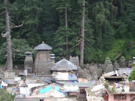 Picture Of Jageshwar Dham, Almora