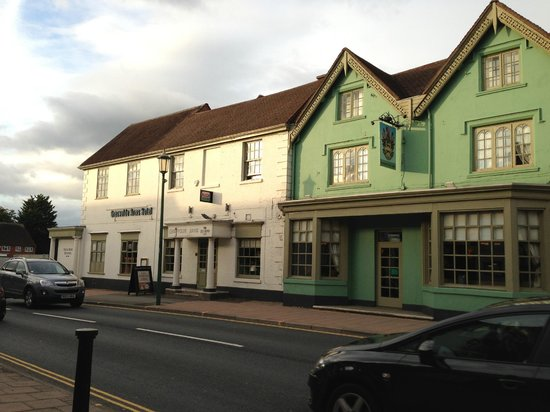 Hotel Picture Of Greswolde Arms Hotel Knowle Tripadvisor