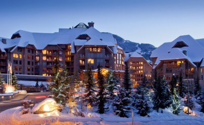 Four Seasons Resort And Residences Whistler Updated 2018