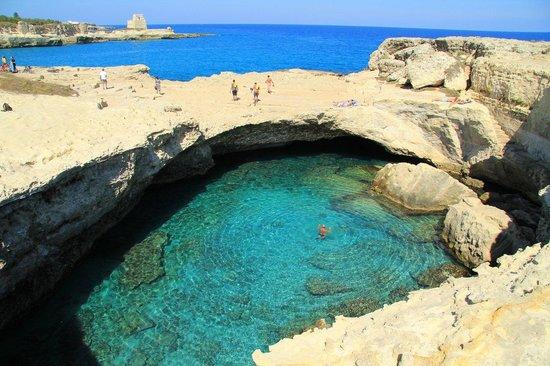Grotta della Poesia Roca Vecchia Italy Address TopRated Cavern  Cave Reviews  TripAdvisor