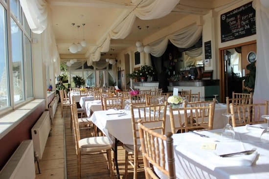 wedding chair cover hire brighton comfortable work venue picture of whitecliffs cafe tripadvisor