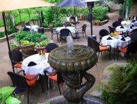 best patio in atlanta - Picture of La Grotta Ristorante ...