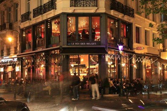 Le Roi des Belges Bruxelles  Avis sur le restaurant numro de tlphone  photos  TripAdvisor