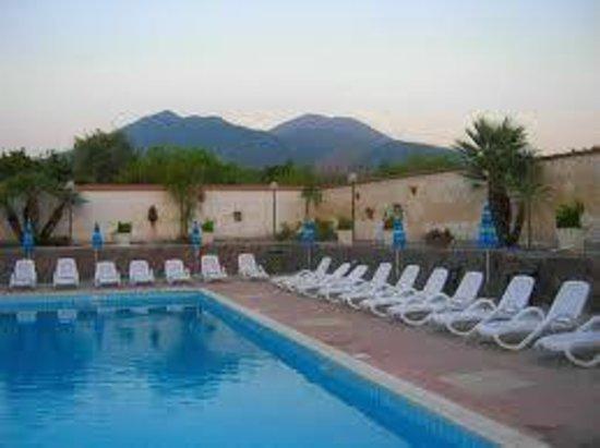 piscina  Picture of Azienda Agrituristica Vulcano San Sebastiano al Vesuvio  TripAdvisor