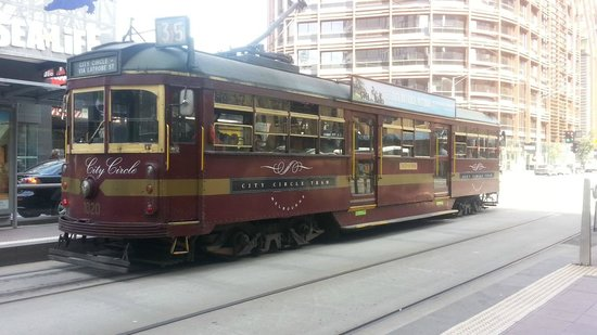 Photos of City Circle Tram, Melbourne