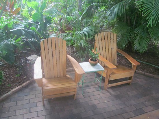 key west chairs for farmhouse table two in heaven by pool picture of harbor inn