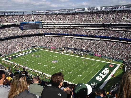 Image result for MetLife Stadium, East Rutherford