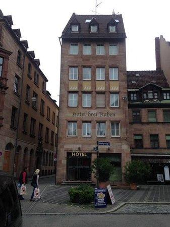 Hotel Drei Raben Picture Of Hotel Drei Raben Nuremberg