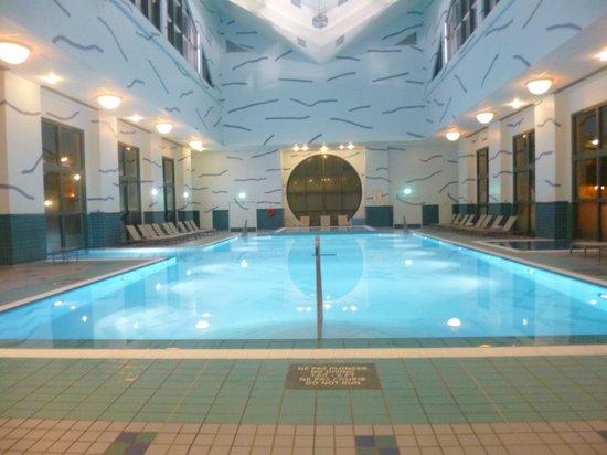 Piscine  Picture of Disneys Hotel New York Chessy  TripAdvisor