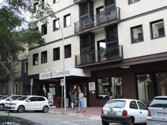 Hotel Continental Prices Reviews Reggio Calabria