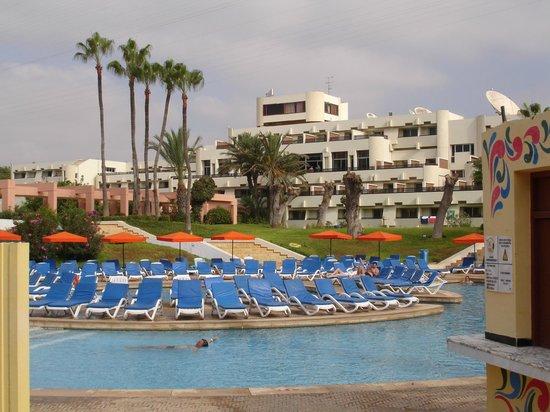 Vue densemble piscine htel  Photo de Club Marmara