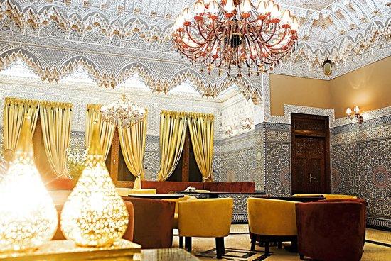 Salon Marocain  Photo de Riad 21 Casablanca  TripAdvisor