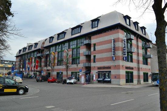 Vid Na Otel Picture Of Seehotel Friedrichshafen Tripadvisor