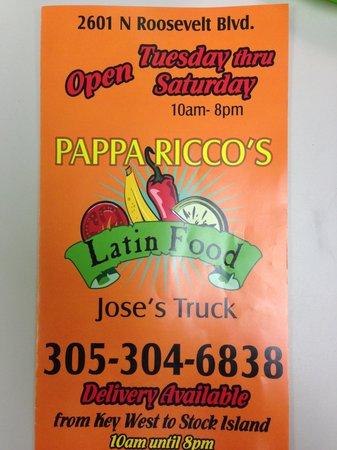 Joses 2 Latin Food Key West  Restaurant Reviews Phone Number  Photos  TripAdvisor