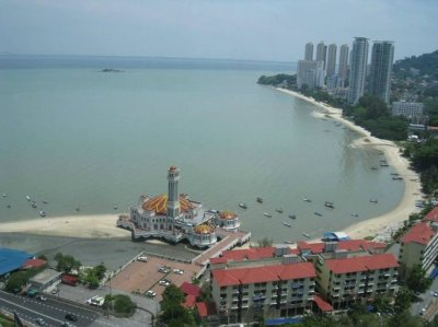 Penang seaside - Picture of Penang Island, Penang ...