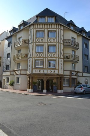 L Hotel Helios Picture Of Ibis Styles Deauville Centre