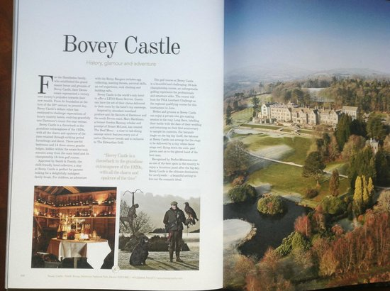 Page Of A Uk Finest Guide Picture Of Bovey Castle Hotel