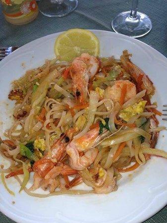 tagliatelle  Picture of Cucina Thailandese Lecce  TripAdvisor