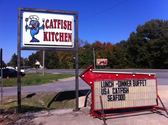 Catfish Kitchen Yes Indeed