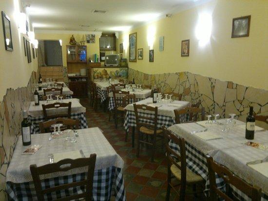 Trattoria Pizzeria Buca Di SantAntonio Tivoli