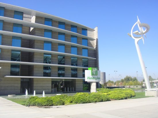Airport Holiday Inn Santiago Chile Picture Of Holiday