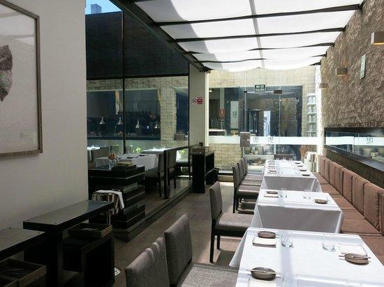 The Restaurant - Picture of Central Restaurante. Lima - Tripadvisor