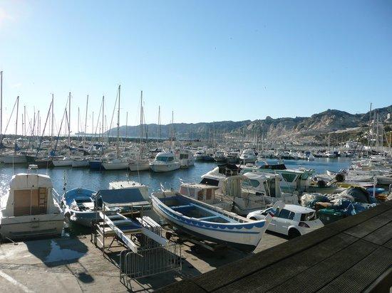 Vue De La Chambre Picture Of Ibis Budget Marseille L