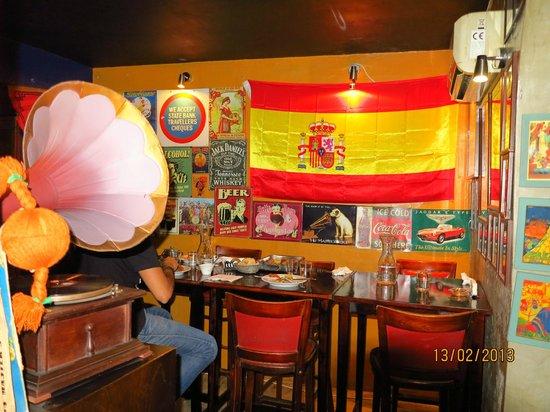 Restaurant Tapas Grolmanstr 52