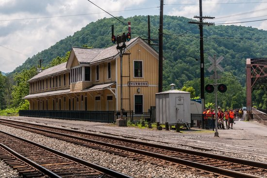 Ghost Town Thurmond West Virginia