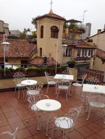 Terrazza  Picture of Best Western Hotel San Donato Bologna  TripAdvisor