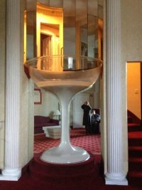 Gross Pink Heart Shaped Tub - Picture of Pocono Palace ...