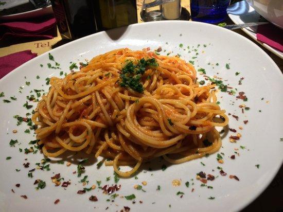 Simple Yet Excellent Pasta  Picture Of Ristorante