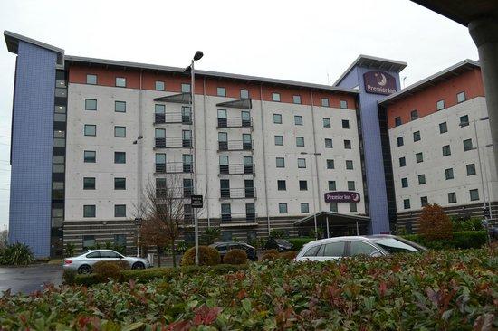 Premier Inn Docklands Hotel Picture Of Premier Inn London